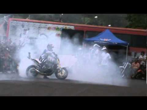 adrenalina moto shou em montividiu go