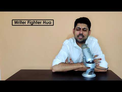 Writer Fighter Hua - Sit-down Comedy by Varun Grover
