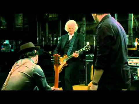 Jimmy Page- Whole Lotta Love Clinic w The Edge and Jack White