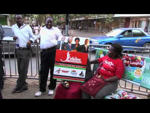 Kenyan Presidential Candidates Make Final Push