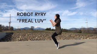 Far East Movement - Freal Luv #FrealLuv - Robot RyRy