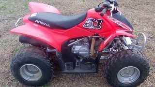 8. Greenville Motor Sports / Featured Pre-Owned 2009 Honda TRX 90X