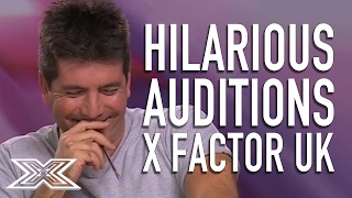 Video Hilarious Auditions on The X Factor UK | X Factor Global MP3, 3GP, MP4, WEBM, AVI, FLV Juli 2019