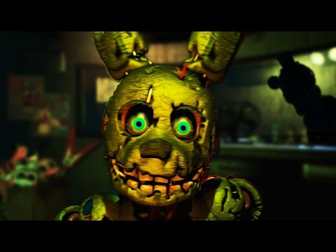FRESH NEW HELL | Five Nights At Freddy's 3 – Part 1