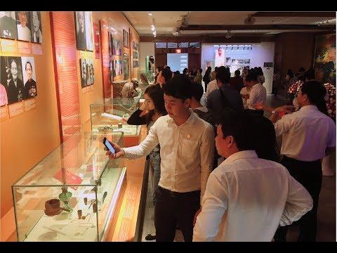 [HTV7] | SBD | Smart Museum | giải pháp Bảo tàng thông minh đầu tiên tại Việt Nam