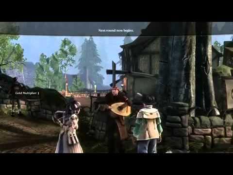 видеообзор fable III (гемплей) от kanobu.ru