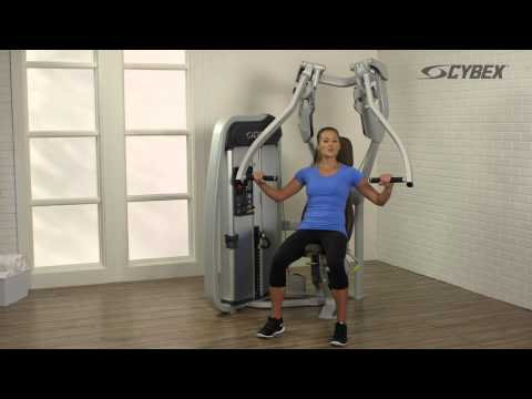 How to use the Chest Press - Eagle NX