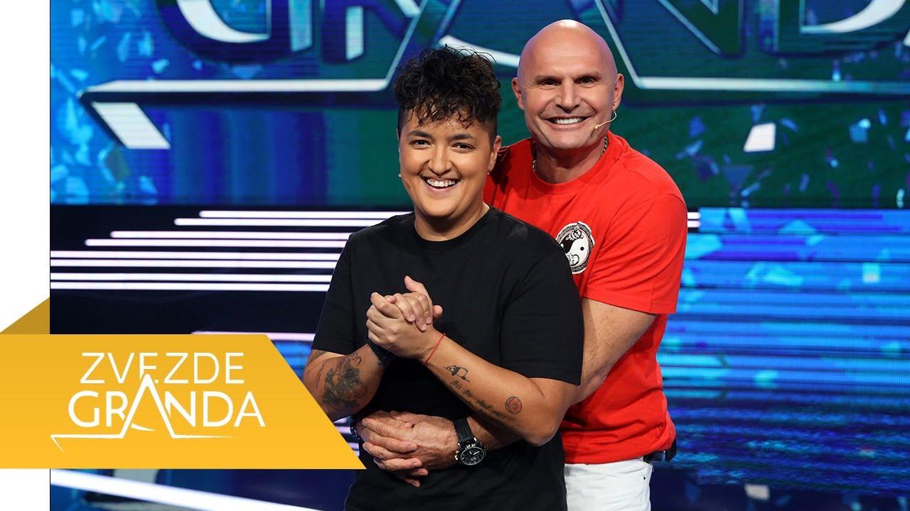 ZVEZDE GRANDA 2021 – 2022 – cela 5. emisija (16. 10.) – peta epizoda – snimak