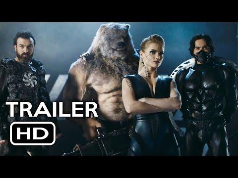 Guardians English Trailer (2017) Russian Superhero Movie HD