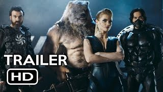 Guardians English Trailer 2017 Russian Superhero Movie HD