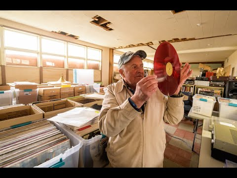 'It's a good disease': Sask. record collectors connect over vinyl collecting compulsion