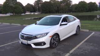 15,000 Mile Update on my 2017 Honda Civic EX-T 6-Speed