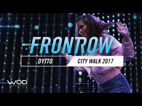 Dytto | FrontRow | World of Dance Live 2017 | #WODLive17