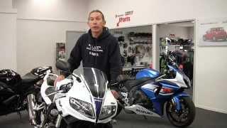 6. Suzuki SV650 review
