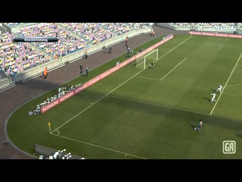 PES 2013 – FC Barcelona vs. Real Madrid – PC Gameplay HD