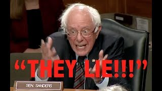"Video ""THEY LIE!"" Bernie Sanders' BRILLIANT Takedown of Trump & the Establishment's Illegal Foreign Policy MP3, 3GP, MP4, WEBM, AVI, FLV September 2018"