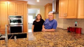 Customer Testimonial of a Kitchen Remodel in Anaheim Hills OC By APlus Interior Design & Remodelin