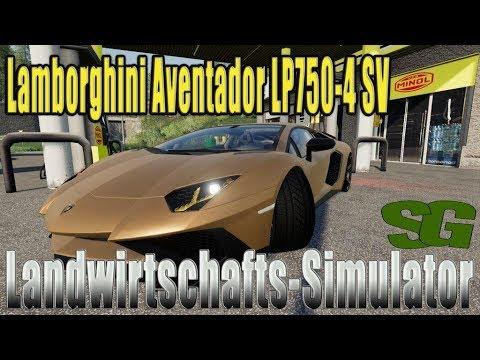 Lamborghini Aventador LP750-4 SV v1.0