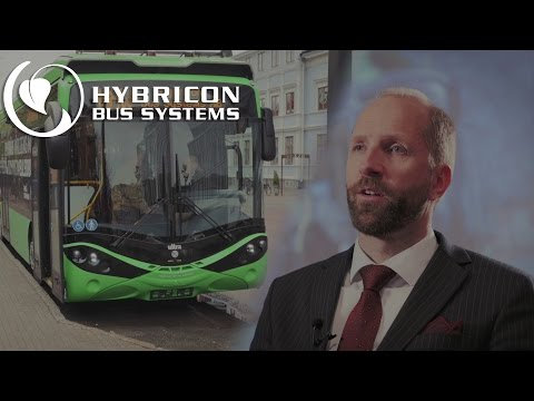 Hybricon Bus Systems AB : Sweden Electric Bus
