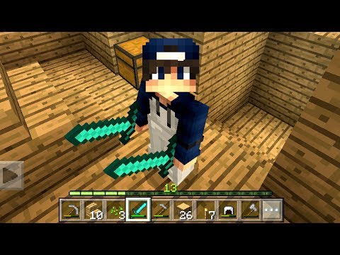 МАЙНКРАФТ ФЕРМА 🐷🐮 Кока Minecraft PE Выживание Видео для Детей ЛетсПлей КокаПлей