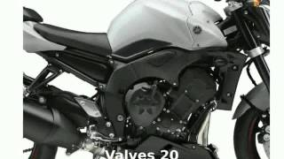1. 2013 Yamaha FZ 1 - Specification