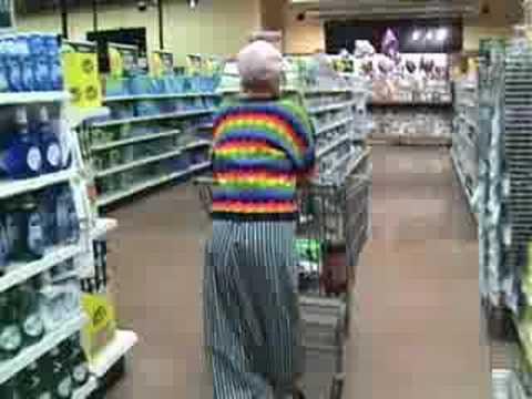 Shake-ass Shopping