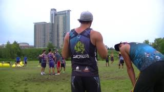 Anchored LI vs Origin Impact Finals Game 1 Spikeball Boston Grand Slam 2017