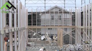 Video: Byggplats: Vansta 2014-12-01