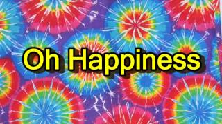 Oh Happiness with Lyrics by David Crowder