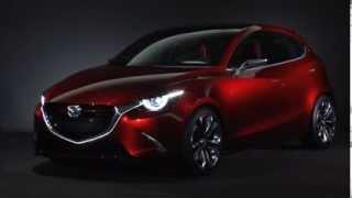 Mazda2 Hazumi Concept Revealed