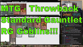 """This version of Goblins was heavily tuned to be able to defeat the Affinity Menace. It was splashing green for Naturalize, Viridian Shaman, AND Oxidize. Was it good enough to beat Affinity? We shall see! Oh I did make a slight modification to the deck as for some reason Goblins had 4 Skullclamps in the sideboard...INSANITY!- Go to https://www.ChannelFireball.com for all your MTG needs! Put in Coupon Code: HAUMPH to get 5% off your current purchase!Empty the Cheons tokens are also available and simply put in: HAUMPH under the comments sections to get some Empty the Cheons tokens!- Customize your very own playmat at Inkedgaming.com! Your game, your style, use coupon code """"Haumph"""" to receive 12% off your purchase! - https://www.inkedgaming.com/- Buy, sell, and even rent cards on MTGO through Manatraders! Rent all the cards you want for one low monthly price and use COUPON CODE: HaumpHTwitch to get 20% off your first monthly subscription! - https://www.manatraders.com/?medium=H...Don't forget to hit that Like button and Subscribe!Stream: https://www.twitch.tv/haumphTwitter: https://twitter.com/haumphEmail: magichaumph@gmail.comFacebook: https://www.facebook.com/paul.cheon.7"""