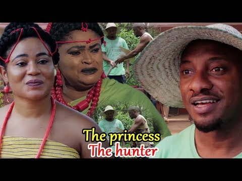 The Princess & The Hunter 1&2 - Yul Edochie 2018 Latest Nigerian Nollywood Movie//African Movie