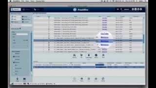 Поиск и скачивание файлов в FrostWire