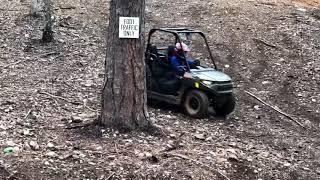 10. 2019 Polaris Ranger 150 Top Trails 2/16/19