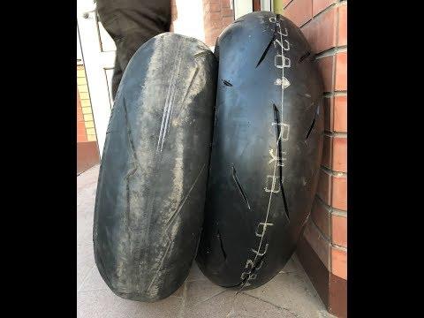 Video Сравнение шин 200/55/17 Pirelli Supercorsa vs Dunlop Sportmax a-14. download in MP3, 3GP, MP4, WEBM, AVI, FLV January 2017