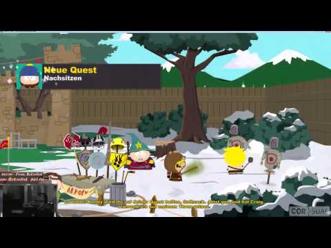South Park: Stick of Truth - Full Playthrough Part 2 - The Barde