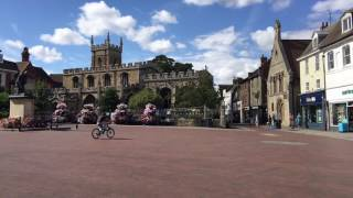 Huntingdon United Kingdom  city images : Huntingdon town centre - Cambridgeshire