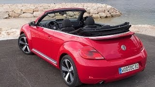 2013 VW Beetle Cabriolet Review
