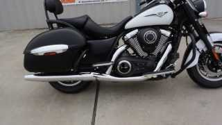 10. 2014 Kawasaki Vulcan 1700 Nomad ABS Overview and Review $17,499