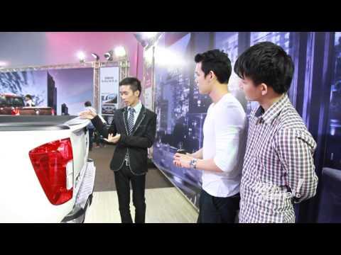 ชมคลิป The Coup Channel 'live!' ครั้งแรกในโลกกับ Nissan NP300 Navara