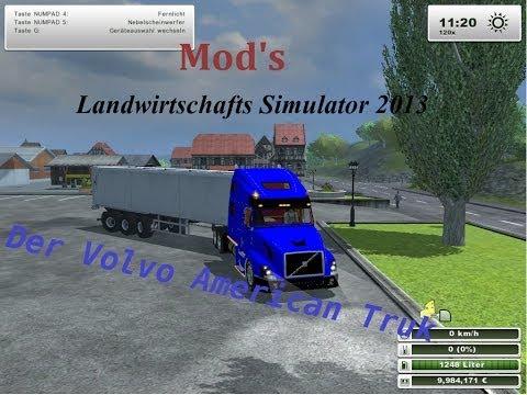 Volvo VNL v1.1
