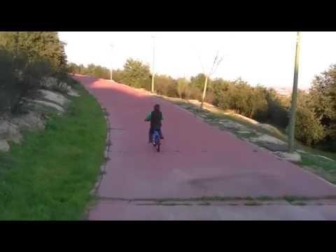 kikeadventure - Kike radical bike (видео)