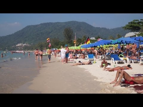 Phuket 2014 – Thailand – Patong Beach