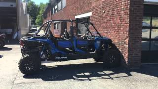 9. Polaris RZR 1000 XP 4 | 4 seats | Wallclimbing