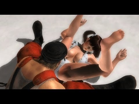 Dead Or Alive 5 Full Movie All Cutscenes Cinematic