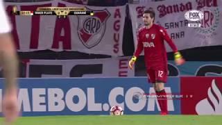 River Plate empato 1 a 1 ante Guarani en el monumental y sello su clasificacion a 4tos de Final. River Plate vs Guaraní 1-1 todos los goles resumen - Copa ...
