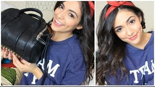What's in my purse??? 2014 ♡ + Win my purse essentials! - YouTube