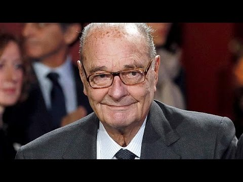 Γαλλία: Στο νοσοκομείο ο Ζακ Σιράκ