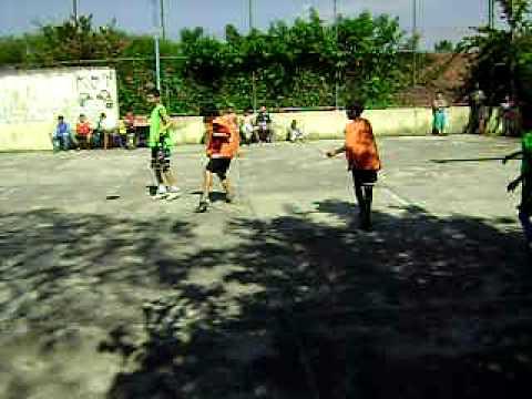 Emeb Senador Teotonio Vilela - Treino de Futsal 26.09.2009