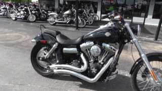10. 2011 Harley-Davidson Dyna Wide Glide - Used Motorcycle For Sale